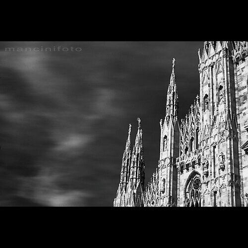 il Duomo II by Michael Mancini