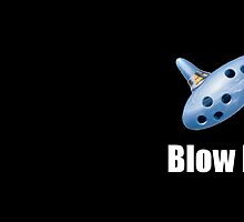 Blow Me by heandshe