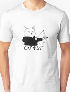Catniss of District 12 Unisex T-Shirt