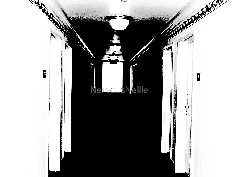 Hallway  by NervousNellie