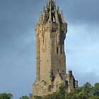 wallace monument by Alan Findlater