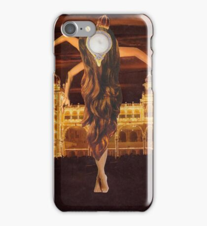 M Blackwell - Long Live the Queen! iPhone Case/Skin