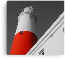 portland bill lighthouse. Canvas Print