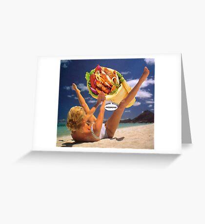 M Blackwell - Incoming Greeting Card