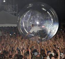 bubble man 3 by Krystle D