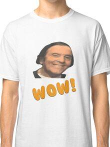Eddy wally WOW! Classic T-Shirt