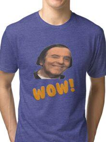Eddy wally WOW! Tri-blend T-Shirt