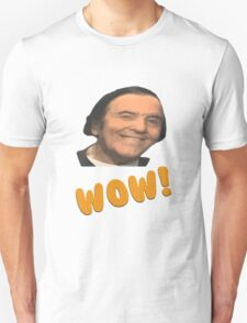 Eddy wally WOW! Unisex T-Shirt