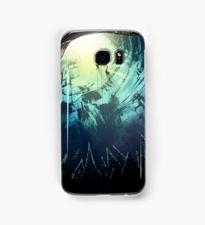 Sub Terra - Graphic Novel Cover Samsung Galaxy Case/Skin
