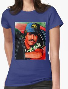 Magnum PI Womens Fitted T-Shirt