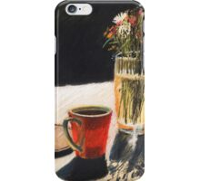 Wasserglas iPhone Case/Skin