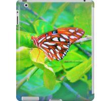 Butterfly bling iPad Case/Skin
