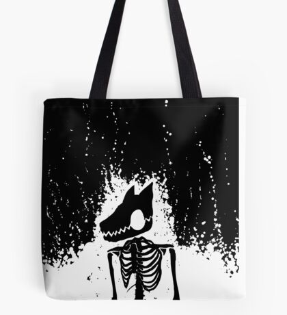 Nuclear Jackal (Design 1 Version 1) Tote Bag