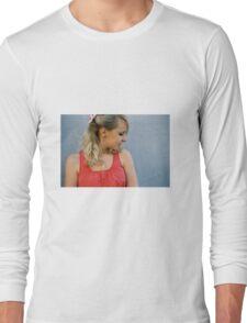 Pink Femininity 4 Long Sleeve T-Shirt