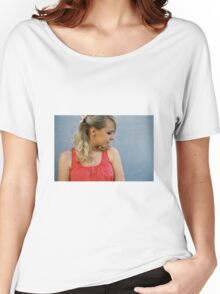 Pink Femininity 4 Women's Relaxed Fit T-Shirt