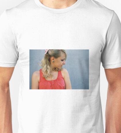 Pink Femininity 4 Unisex T-Shirt