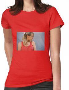 Pink Femininity 4 Womens Fitted T-Shirt