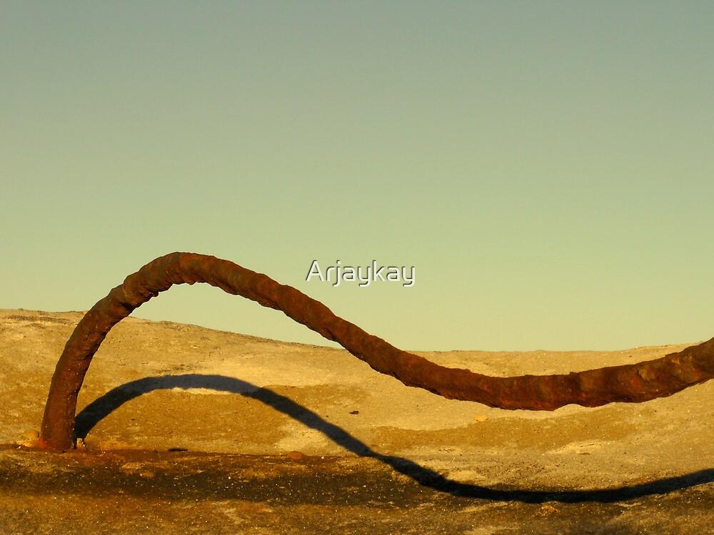 Dune Surfer by Robert Knapman