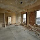 Abandoned Pines Hotel - 10 by mal-photography