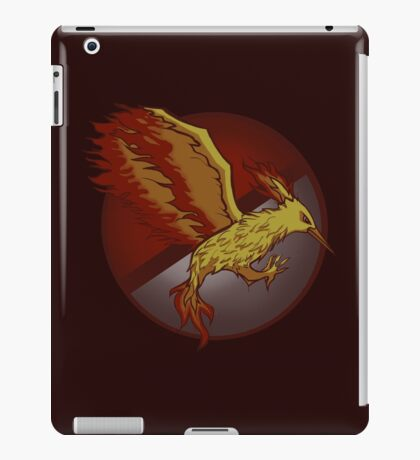 Catching the Fire iPad Case/Skin