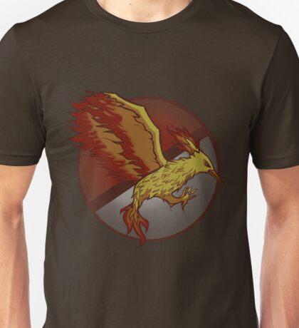 Catching the Fire Unisex T-Shirt