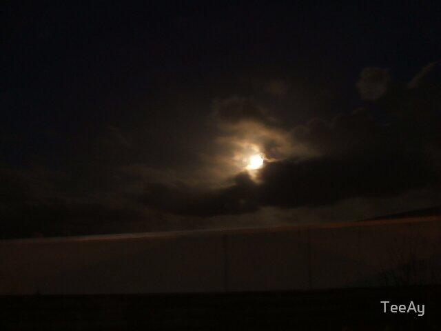 Luna Eclipse New Zealand by TeeAy