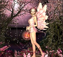 Spring Enchantment by Rose Moxon