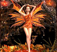 Autumn Enchantment by Rose Moxon