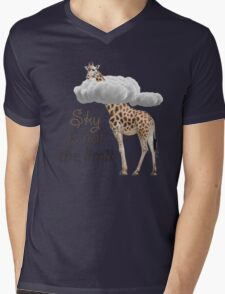 No limits Mens V-Neck T-Shirt
