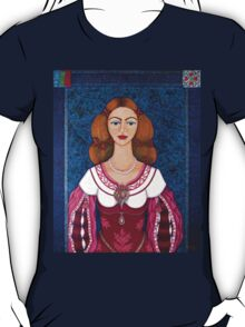 Ines de Castro - The love crowned T-Shirt