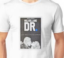 MULHOLLAND DR hand drawn movie poster in pencil Unisex T-Shirt