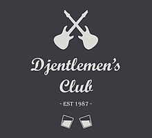Djentlemen's Club by ryaaanward