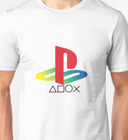 Playstation Logo Unisex T-Shirt