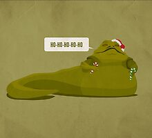 Jabba-Claus by scottparkpics