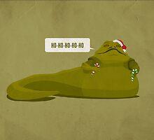 Jabba-Claus by scottparkpics