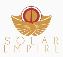 The Solar Empire Crest Kids Tee