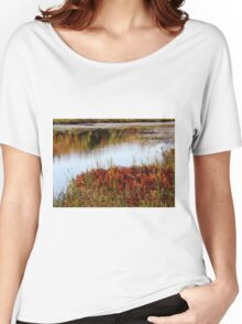 Fall foliage  Women's Relaxed Fit T-Shirt