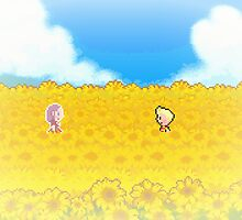 Sunflower Fields - Mother 3 by FormalComplaint