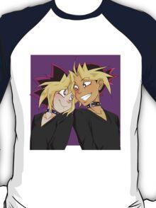Atem-Yugi puzzleshipping Yu-Gi-Oh! T-Shirt