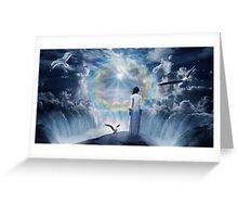 Atmosphere Greeting Card