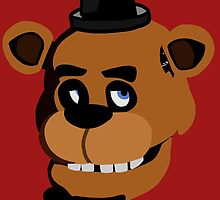 Five Nights At Freddy's Freddy Fazbear by ArexTheCat