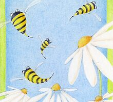 Bee Happy! by mrana