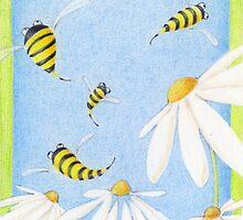 Bee Happy! by Mariana Musa