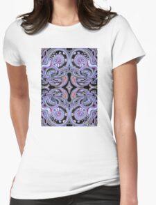 monster d 2 Womens Fitted T-Shirt