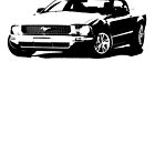 2005 Ford Mustang  by garts