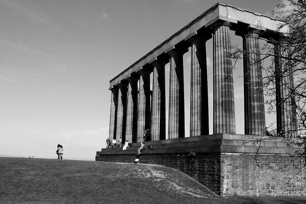 Carlton Hill - Edinburgh by KatieLee