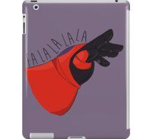 Fancy Fist Bump iPad Case/Skin