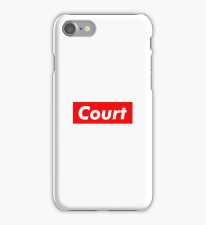 The Supreme Court iPhone Case/Skin