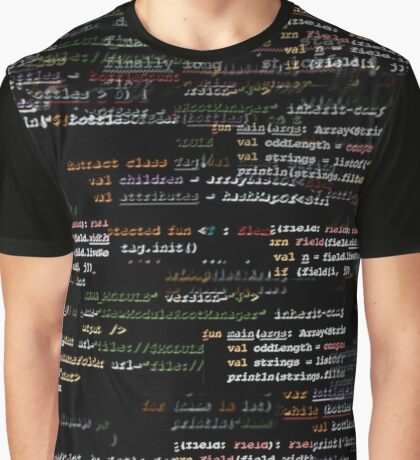 Code6 Graphic T-Shirt