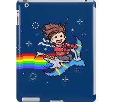 Nyanyanyanyanya Nyan Lloyd! iPad Case/Skin